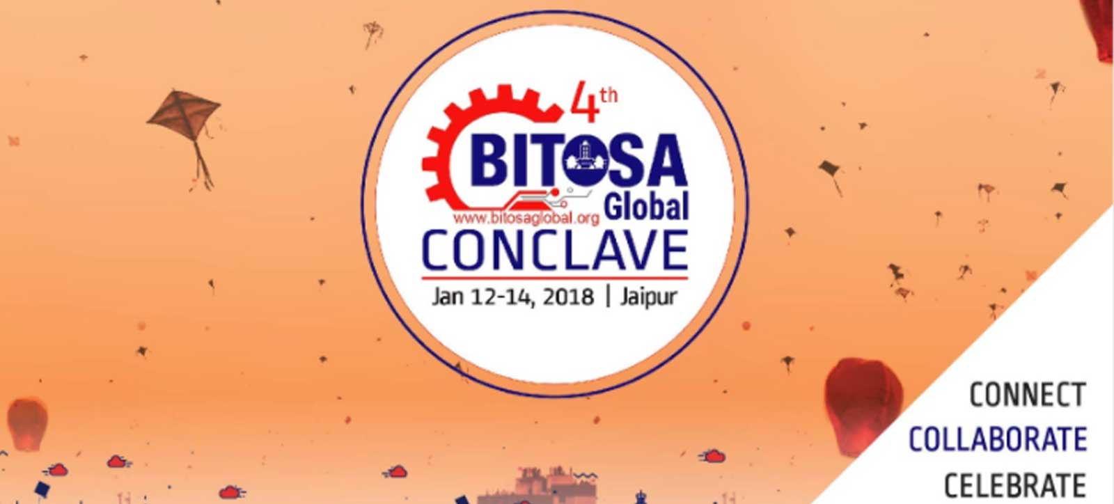 BITOSA GLOBAL CONCLAVE 4 Poster